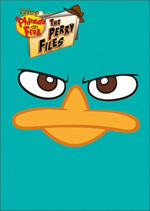 Phineas and Ferb: The Perry Files [2 Discs] [With Activity Kit] [Includes Digital Copy] - image 1 of 1