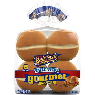 Ball Park Tailgater Gourmet Buns - 8ct/21oz