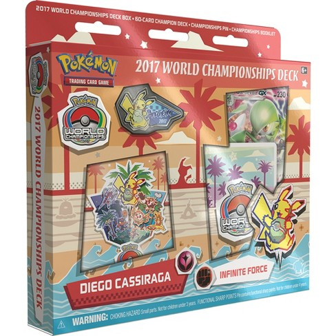 Pokemon Trading Card Game World Champ Deck featuring Gardevoir - image 1 of 2
