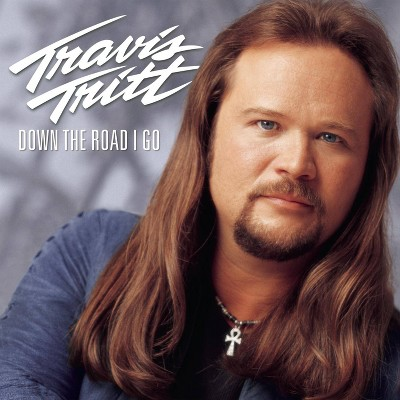 Travis Tritt - Down The Road I Go (CD)