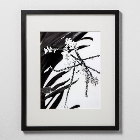 11x14 Matted Wood Frame Black Made By Design Target