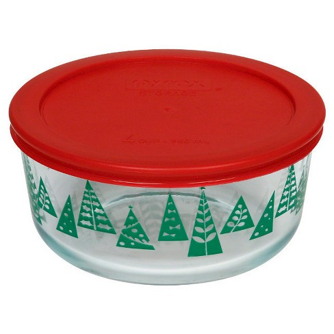 Food Storage Container Pyrex Green - image 1 of 1