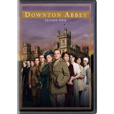 Downton Abbey: Season 2 (DVD)(2021)