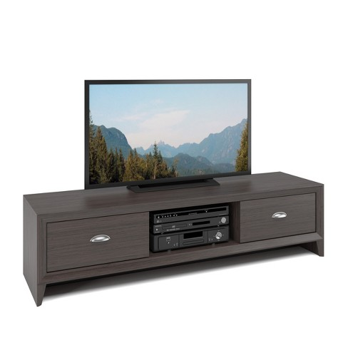 Flat Panel Tv Stand CorLiving Modern Wenge - image 1 of 3