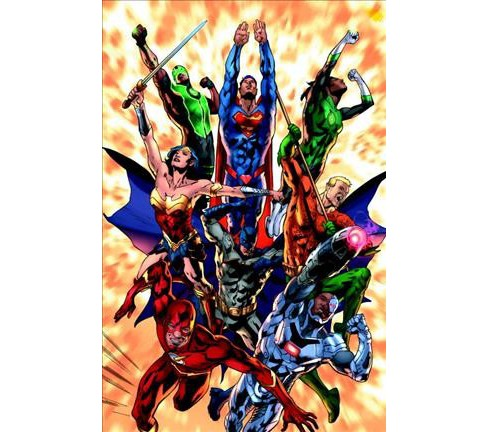 Justice League 3 : Timeless (Paperback) (Bryan Hitch) - image 1 of 1