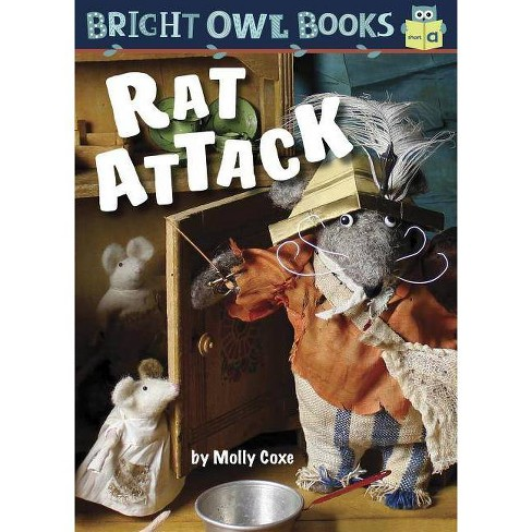 Rat Attack - (Bright Owl Books) by  Molly Coxe (Hardcover) - image 1 of 1