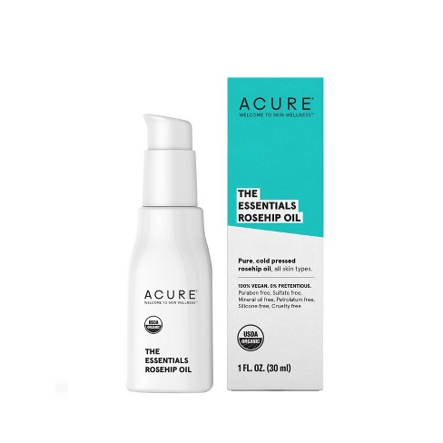 Acure The Essentials Rosehip Oil - 1 fl oz - image 1 of 4