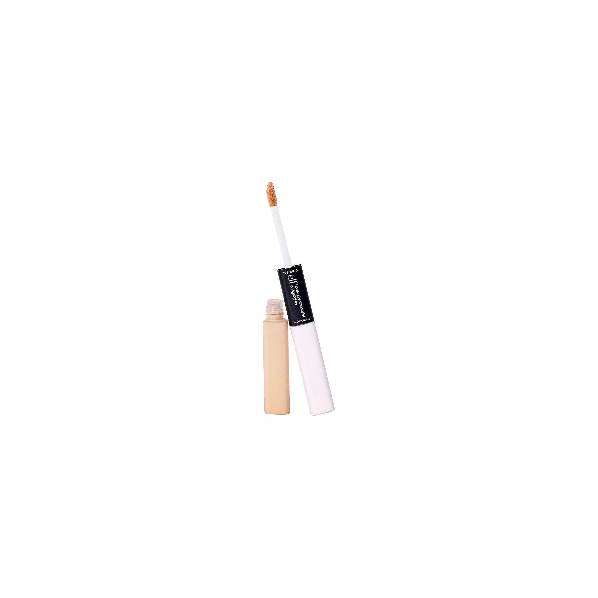 e.l.f. Undereye Concealer & Highlighter Glow/Fair - .4 fl oz