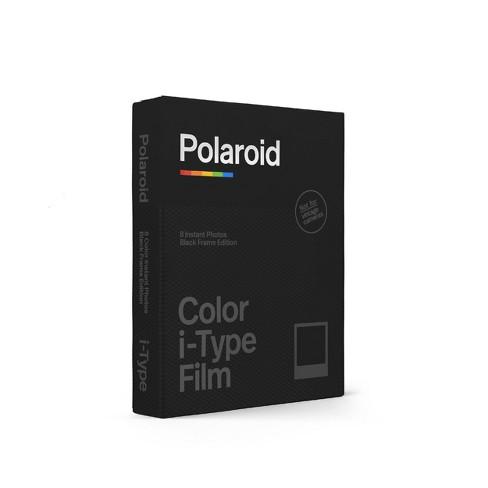 Polaroid Color Film for I-Type - Black Frame - Core - image 1 of 4
