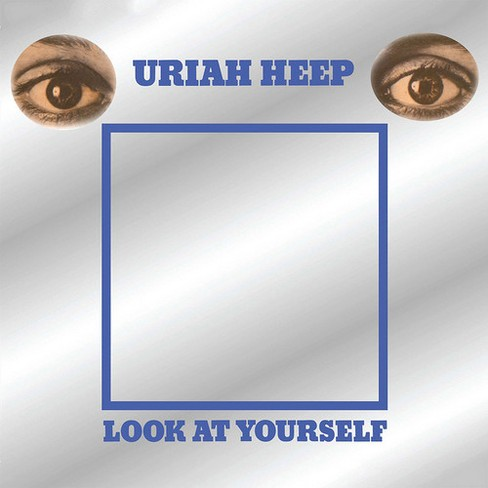 Uriah Heep - Look At Yourself (CD) - image 1 of 1