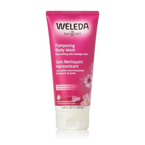 Weleda Wild Rose Pampering Body Wash - 6.8 fl oz - image 1 of 3
