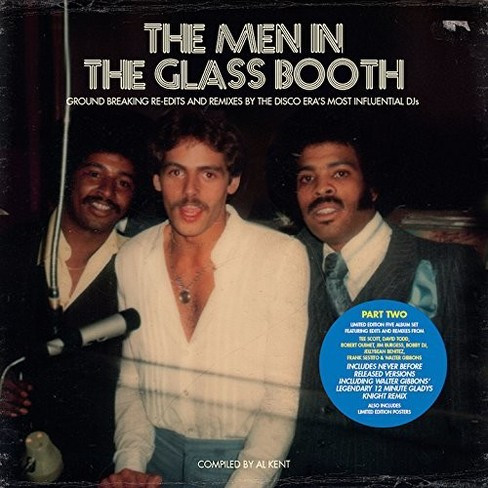 Various - Men In The Glass Booth (5lp Pt B) (Vinyl) - image 1 of 1