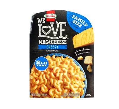 Hormel We Love Family Sized Mac & Cheese - 32oz
