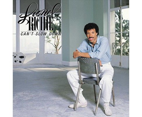 Lionel Richie - Can't Slow Down (Vinyl) - image 1 of 1
