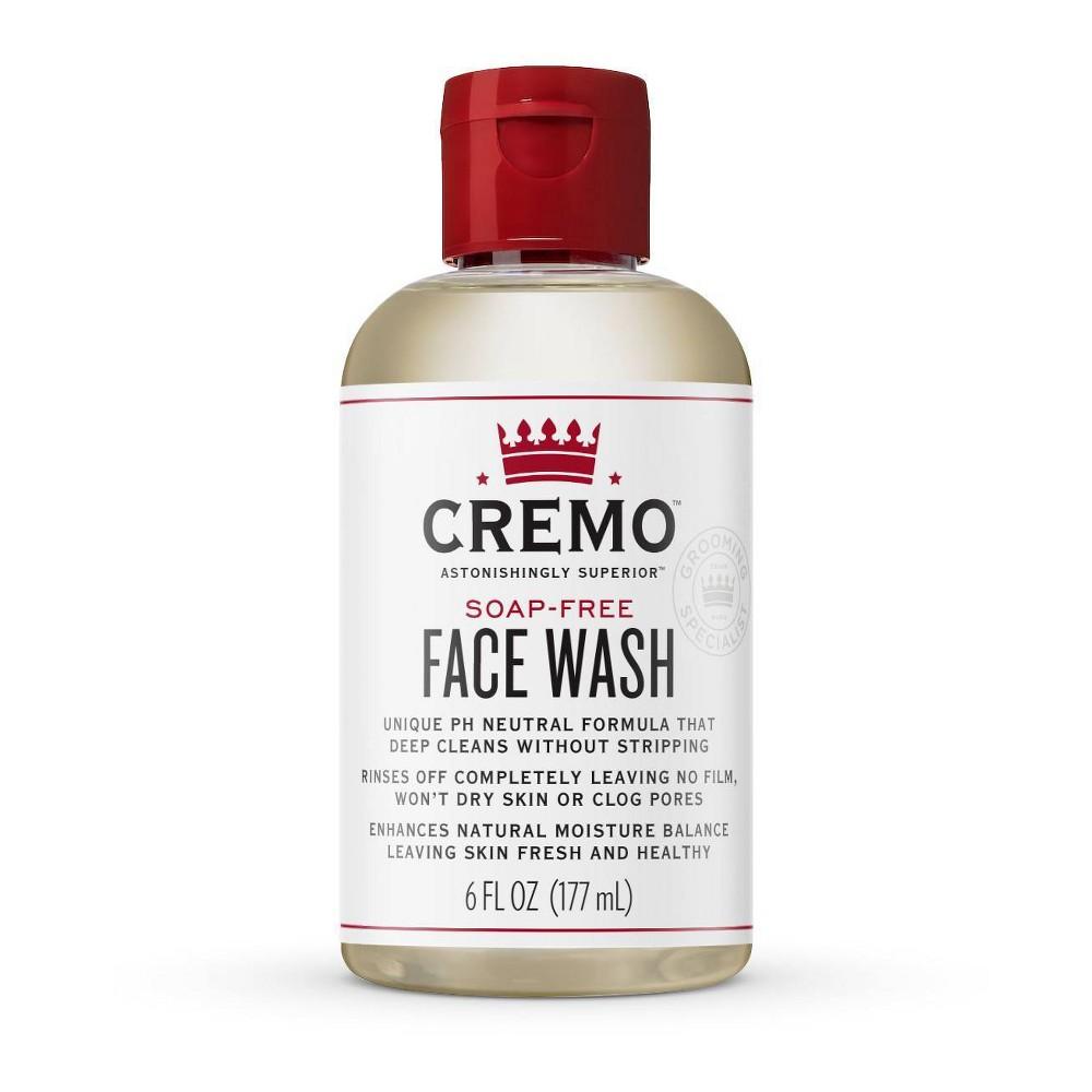 Image of Cremo Men's Face Wash - 6 fl oz