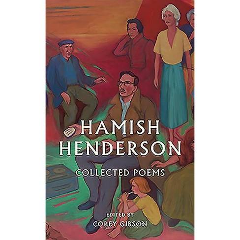 Hamish Henderson - (Hardcover) - image 1 of 1