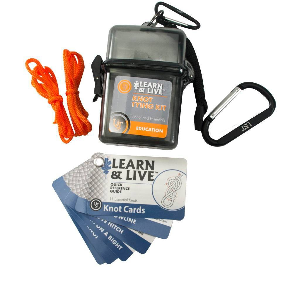 Image of UST Learn & Live Knot Tying Kit
