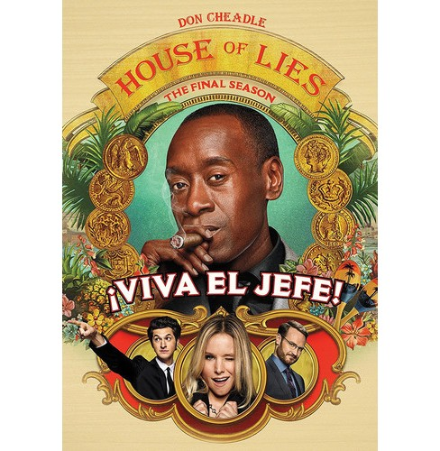 House Of Lies:Final Season (DVD) - image 1 of 1