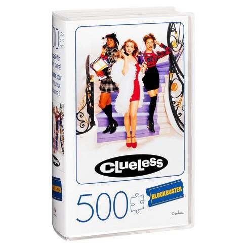 Cardinal Blockbuster: Clueless Puzzle 500pc - image 1 of 3