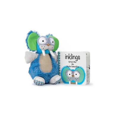 Inklings Gus Baby Plush and Infant Novel Book Set