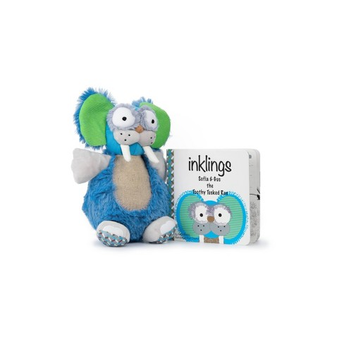 Inklings Gus Baby Plush and Infant Novel Book Set - image 1 of 4