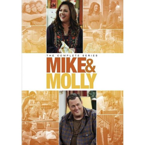 Mike & Molly: The Complete Series (DVD) - image 1 of 1