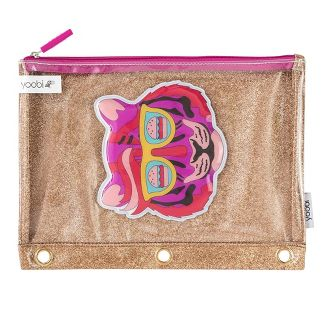 Tiger Zip Pencil Case - Yoobi™