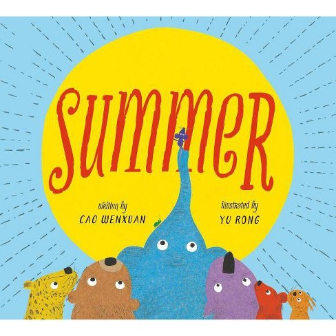 Summer - By Cao Wenxuan (hardcover) : Target