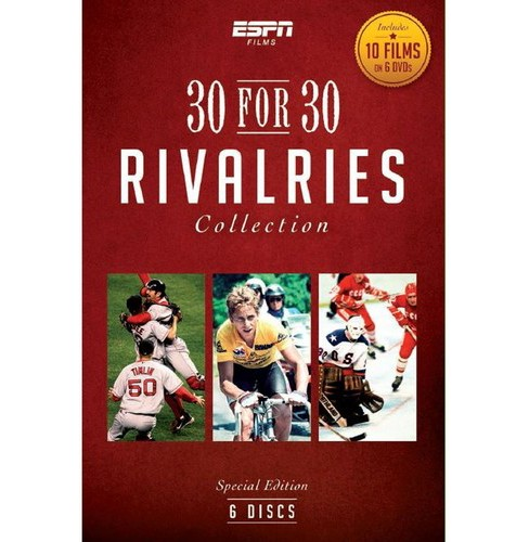 Espn Films 30 For 30:Rivalries Collec (DVD) - image 1 of 1