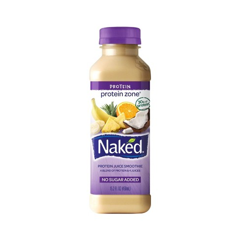 Naked Protein Zone Protein Juice Smoothie - 15.2oz - image 1 of 1