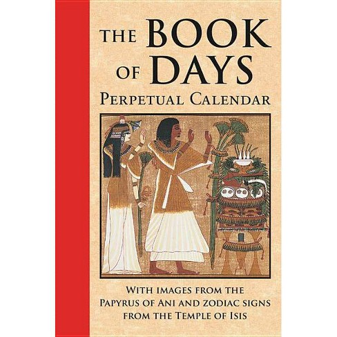Book of Days - by  James Wasserman (Hardcover) - image 1 of 1
