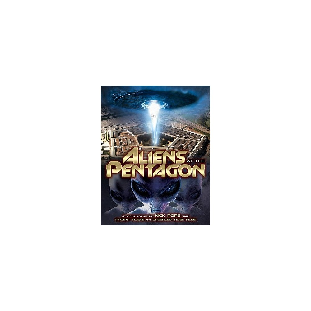 Aliens At The Pentagon (Dvd)