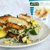 Gardein Golden Frozen Fishless Filet - 10.1oz - image 3 of 4