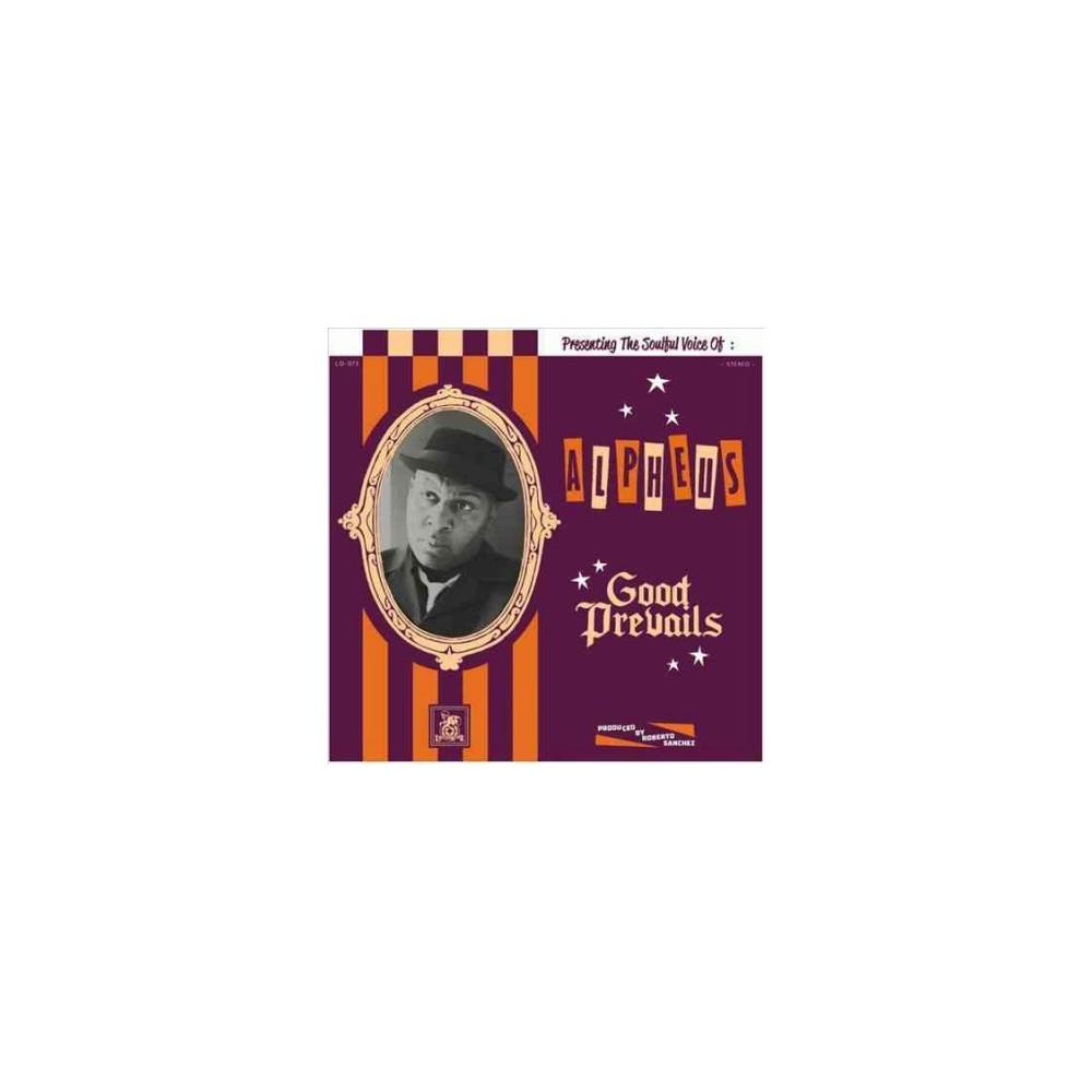 Alpheus - Good Prevails (CD)