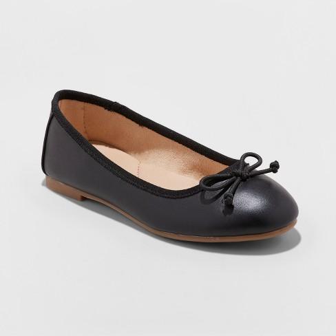girls svart ballet sko official ea7fe 318c9