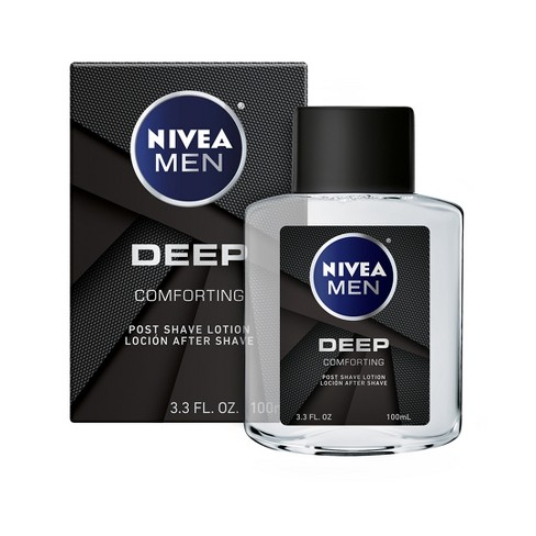 Nivea Men Deep Comforting Post Shave Lotion 3 3 Fl Oz Target