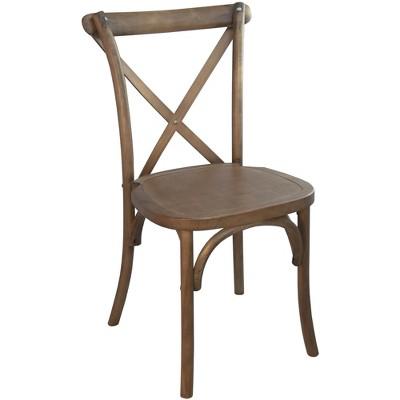 Flash Furniture Advantage X-Back Chair