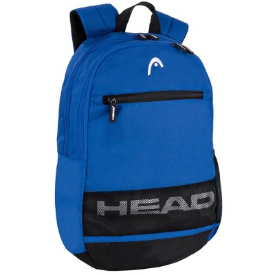 """HEAD 18"""" Alley Backpack - Blue"""