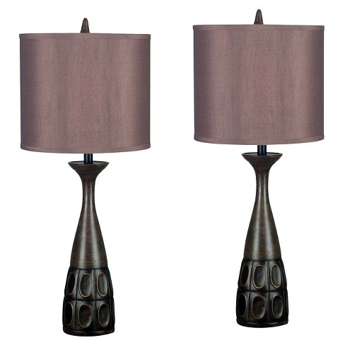 Kenroy Home Table Lamp - Bronze - image 1 of 2