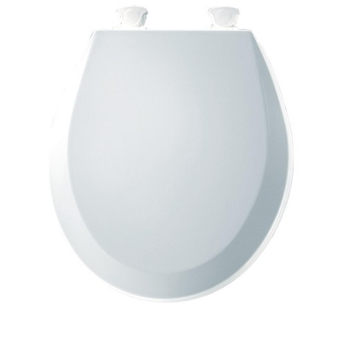 Super Bemis 500Ec Round Closed Front Toilet Seat And Lid Ocoug Best Dining Table And Chair Ideas Images Ocougorg