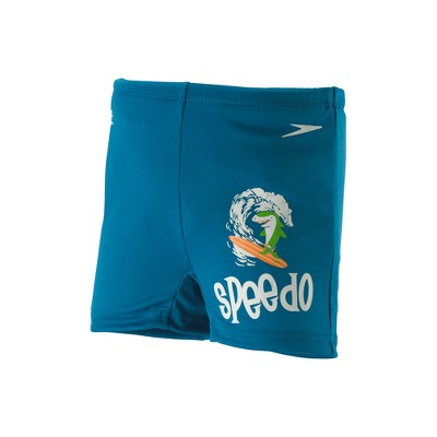 Speedo Boys Swim Diaper - Blue (Small)
