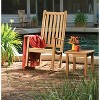 Classic Rocking Chair Natural - Oxford Garden - image 2 of 3