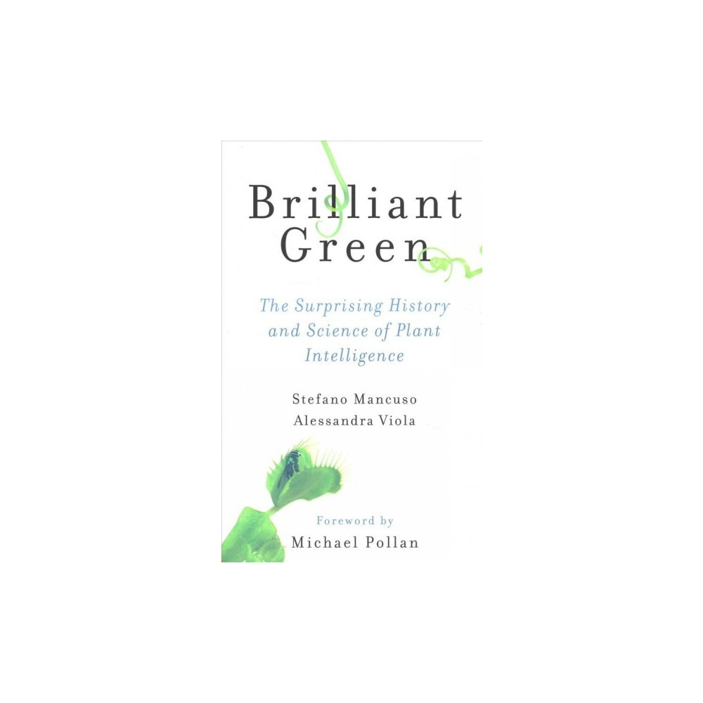 Brilliant Green : The Surprising History and Science of Plant Intelligence - Reprint (Paperback)