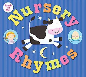 Nursery Rhymes Touch and Feel (Hardcover)(Mara Van Der Meer)