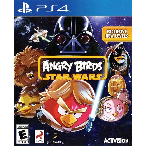Angry Birds Star Wars PRE-OWNED PlayStation 4 - image 1 of 1