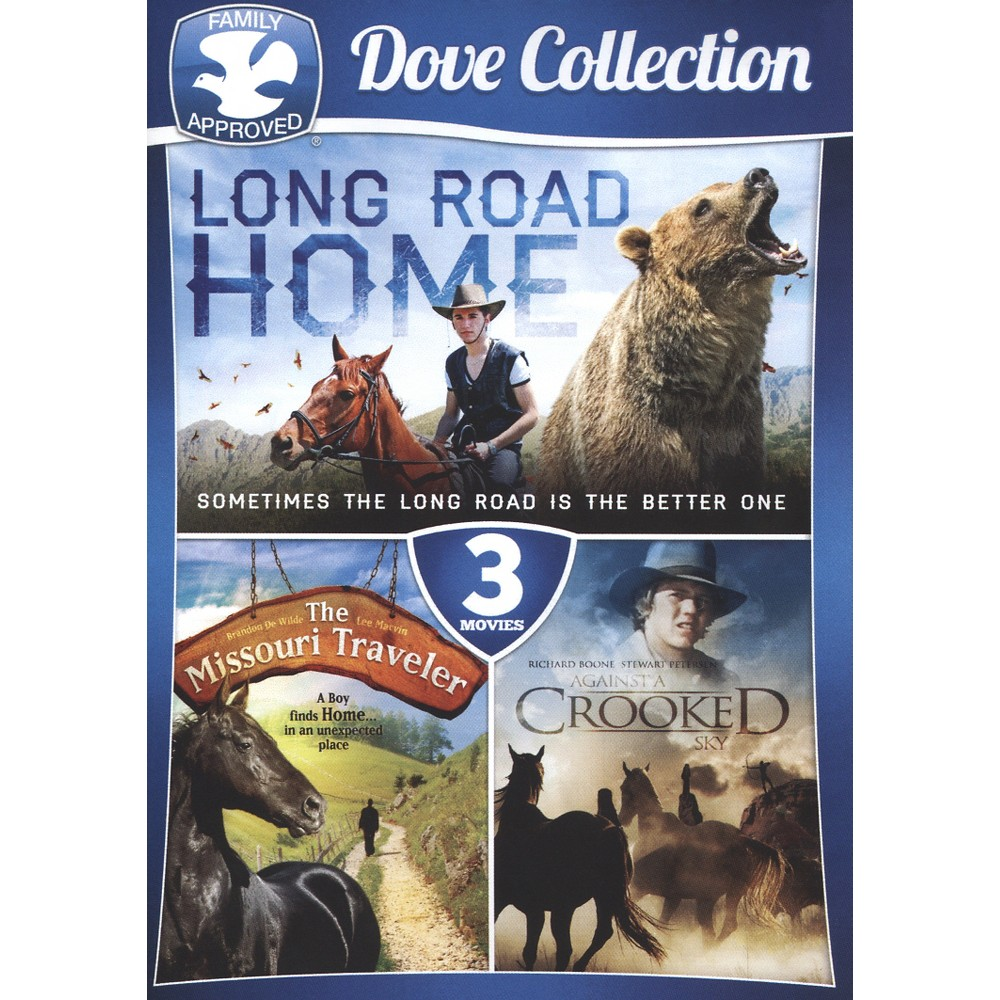 3 Movie Family Dove Collection:Vol 2 (Dvd)