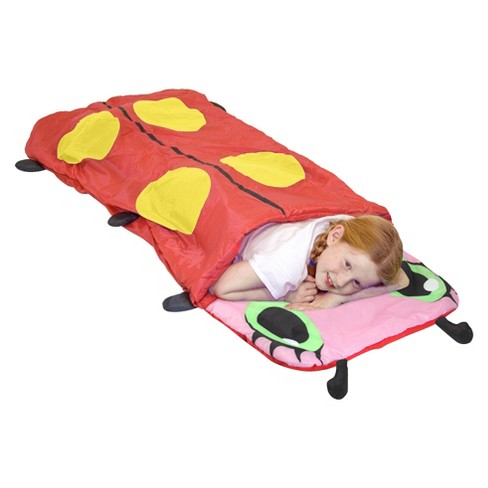 Melissa & Doug® Sunny Patch Mollie Ladybug Sleeping Bag (6 feet long) - image 1 of 1
