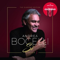 Andrea Bocelli - Si Forever The Diamond Edition (Target Exclusive, CD)