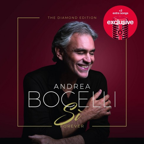 Andrea Bocelli - Si Forever The Diamond Edition (Target Exclusive, CD) - image 1 of 1