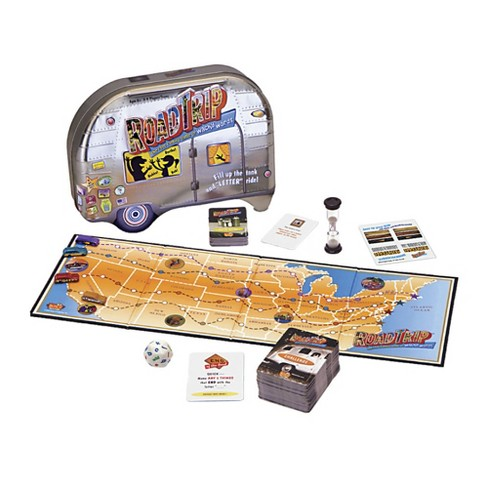 Daddy-O Road Trip Board Game - image 1 of 1